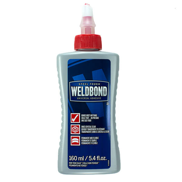 Weldbond Mosaic Adhesive 160ml 5 4 Oz