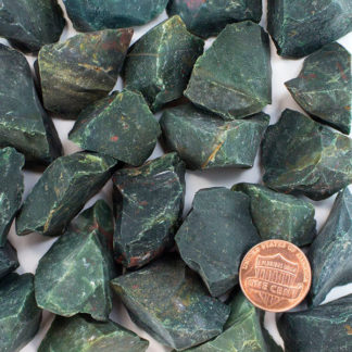 Bloodstone Rough Unpolished Minerals