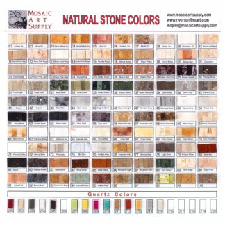 Natural Stone Colors Morjo Mosaic Marble