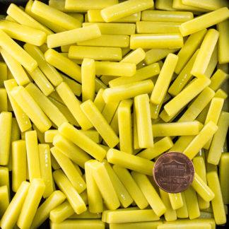 Glass Rectangle Tiles Yellow-Canary-525SBG50